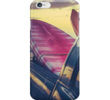 Retro Surf Boards In Truck iPhone Case/Skin