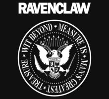 Ravenclaw Ramones Seal by avatarbain