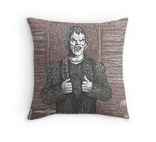 The Harvest - Luke Throw Pillow