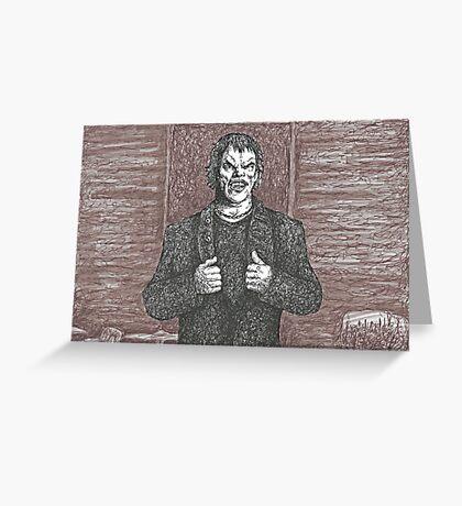 The Harvest - Luke Greeting Card