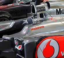 Jenson Button - McLaren 2012 by hedgeryhoops