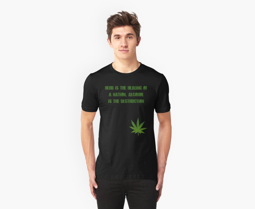 Herb is the Healing of a Nation by Timo D