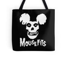 I Want Your Cheese! Mousefits Logo Tote Bag