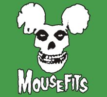 I Want Your Cheese! Mousefits Logo Kids Clothes