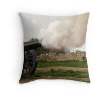 Old Guns Throw Pillow