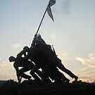 Iwo Jima by Nicole Curet