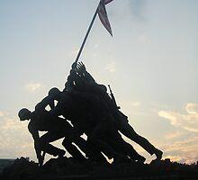 Iwo Jima by Nicole Curet