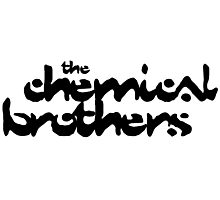 The chemical bros. Photographic Print
