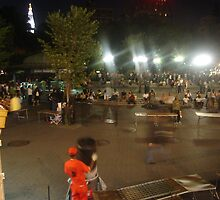 NYC Park by Nicole Curet