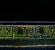 Mind the gap by fabricedeloor