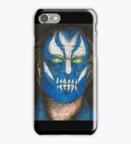 The Pack - Zookeeper - BtVS iPhone Case/Skin