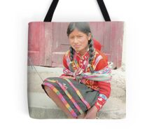 Sweet Yolanda  Tote Bag