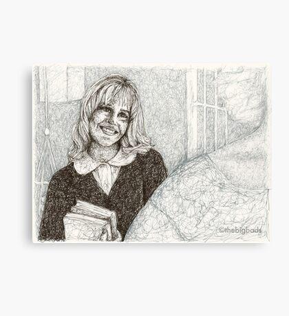 Angel - Darla III - BtVS Canvas Print