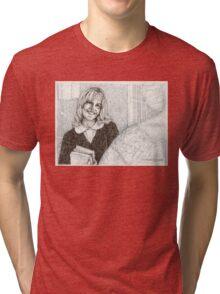 Angel - Darla III - BtVS Tri-blend T-Shirt