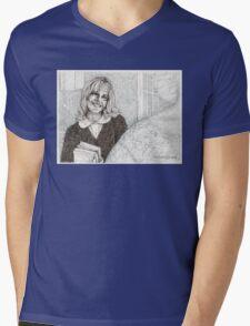 Angel - Darla III - BtVS Mens V-Neck T-Shirt