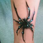 airbrush bodyart by Airbrushr  Rick Shores