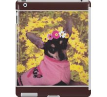 Little Doggie iPad Case/Skin