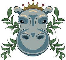 King Hippo by ZebraArmada