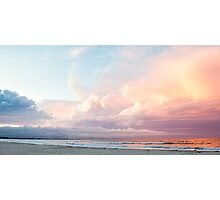 Byron Bay Sunset Photographic Print