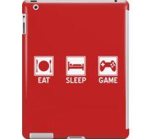 Eat, Sleep, Game iPad Case/Skin