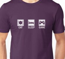 Eat, Sleep, Game Unisex T-Shirt