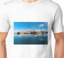 Fishing boats at Fremantle Unisex T-Shirt