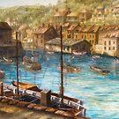 Memories of Cornwall by Rasendyll