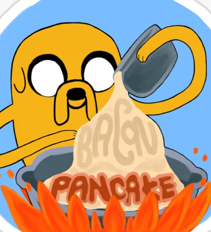 Makin' Bacon Pancakes! Sticker