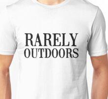 Rarely outdoors Unisex T-Shirt