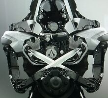 Assassin Robot by xEeMBex