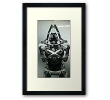 Assassin Robot Framed Print