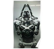 Assassin Robot Poster
