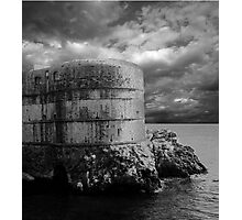 CROATIAN FORT Photographic Print
