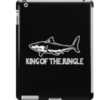 King of the Jungle iPad Case/Skin