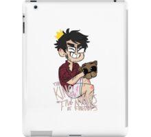 Markiplier- King of Five Nights at Freddy's iPad Case/Skin