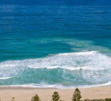 Beautiful Scarborough Beach, Perth Sticker