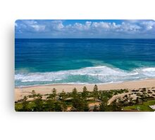 Beautiful Scarborough Beach, Perth Canvas Print