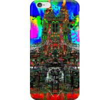LAKESIDE CASTLE IN HELL iPhone Case/Skin