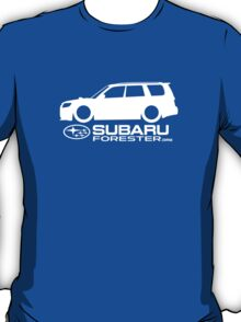 SubaruForester.org - SG9 Love T-Shirt