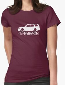 SubaruForester.org - SG9 Love Womens Fitted T-Shirt