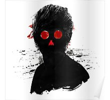 Fly Nose Red Eyes Poster