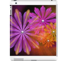 Sunset Foral iPad Case/Skin