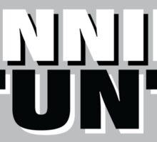 CUNNING STUNTS Sticker