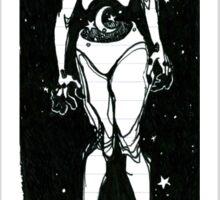 Universe Girl Sticker