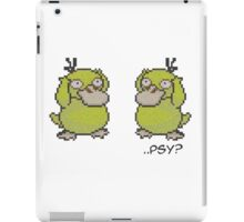 Psyduck - Psy? iPad Case/Skin