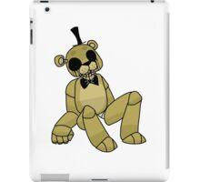 Golden Freddy - Five Nights at Freddy's iPad Case/Skin