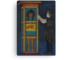 Puppet Show - Marc - BtVS Canvas Print