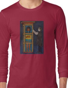 Puppet Show - Marc - BtVS Long Sleeve T-Shirt