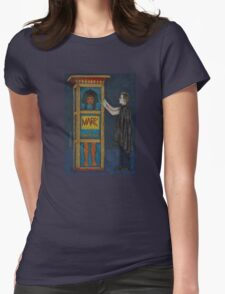 Puppet Show - Marc - BtVS Womens Fitted T-Shirt