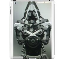 Assassin Robot iPad Case/Skin